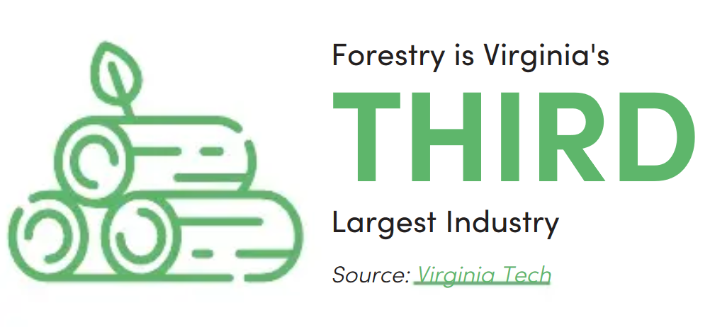 Forest Products & Wood Bioenergy: Virginia Economic Fact Sheet